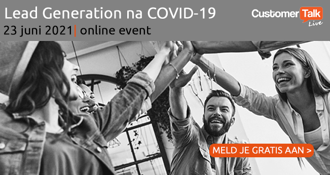 Leadgeneration na COVID event